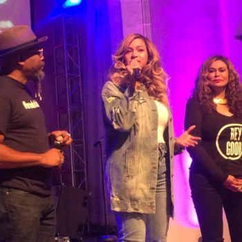 Beyoncé visited her hometown to lift spirits and raise hope after Hurricane Harvey