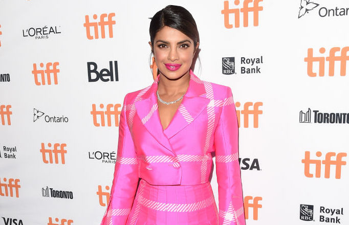 Priyanka Chopra shared an inspiring message about how her latest movie relates to DACA