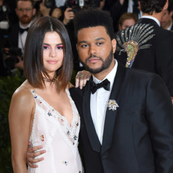 Selena Gomez and The Weeknd just made their second-ever red carpet appearance as a couple