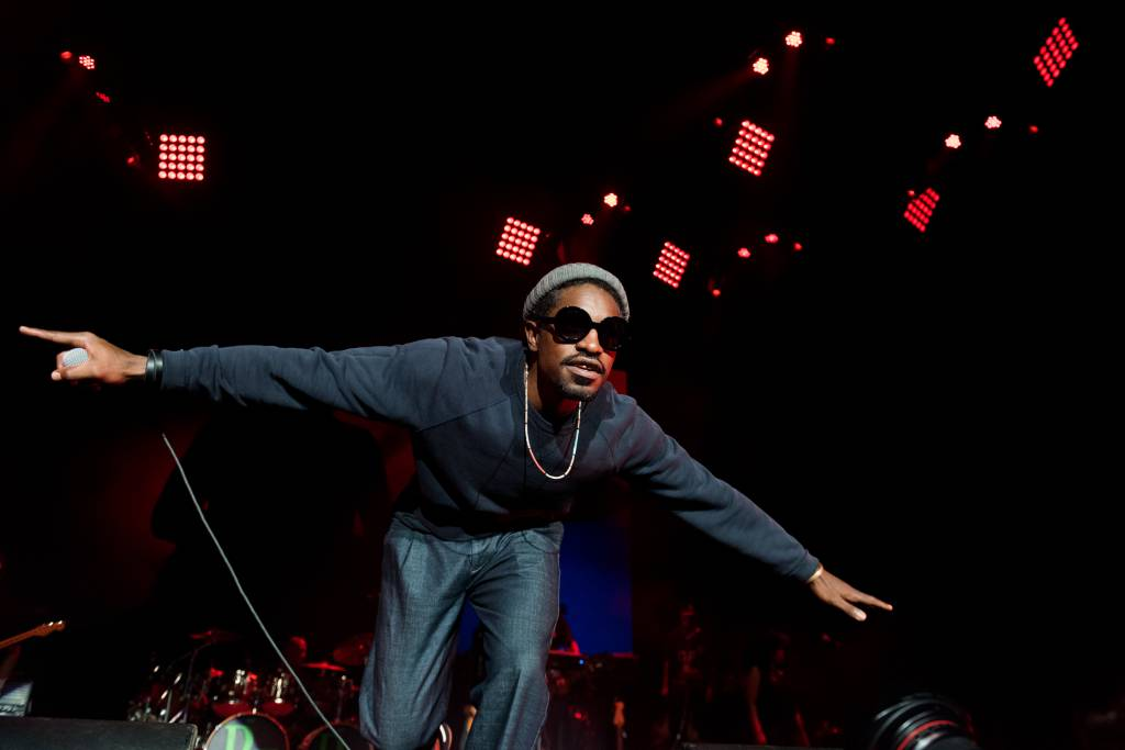 OutKast rapper André 3000 is set to appear in a sci-fi movie about convicts in space