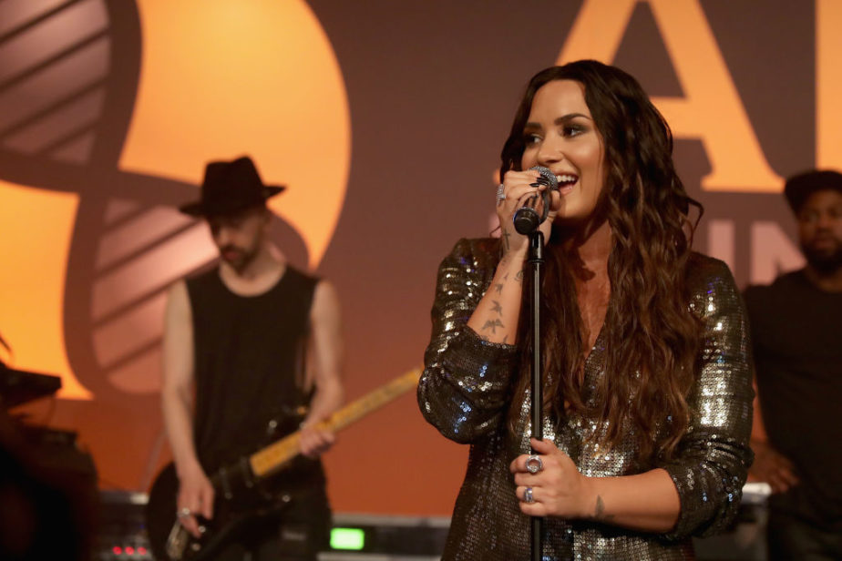 Demi Lovato just revealed who her new breakup song is about, and we didn't see this coming