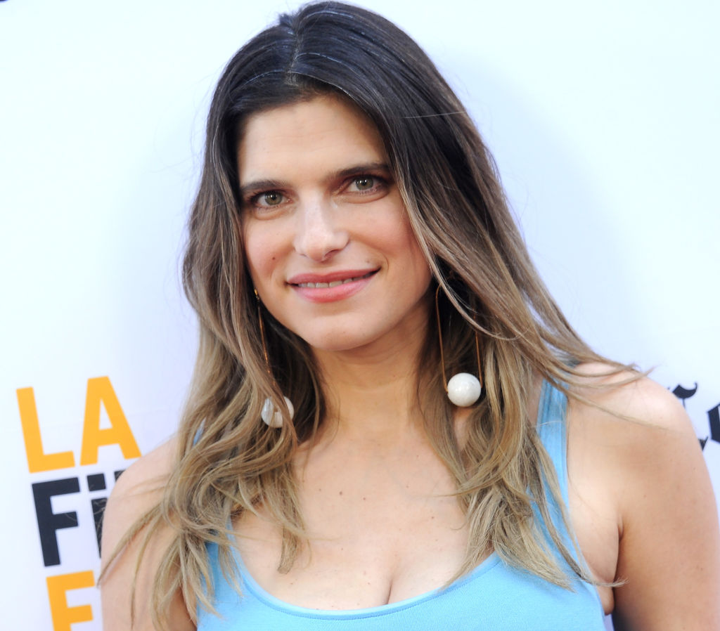 Lake Bell shared the most empowering message about being a working mom