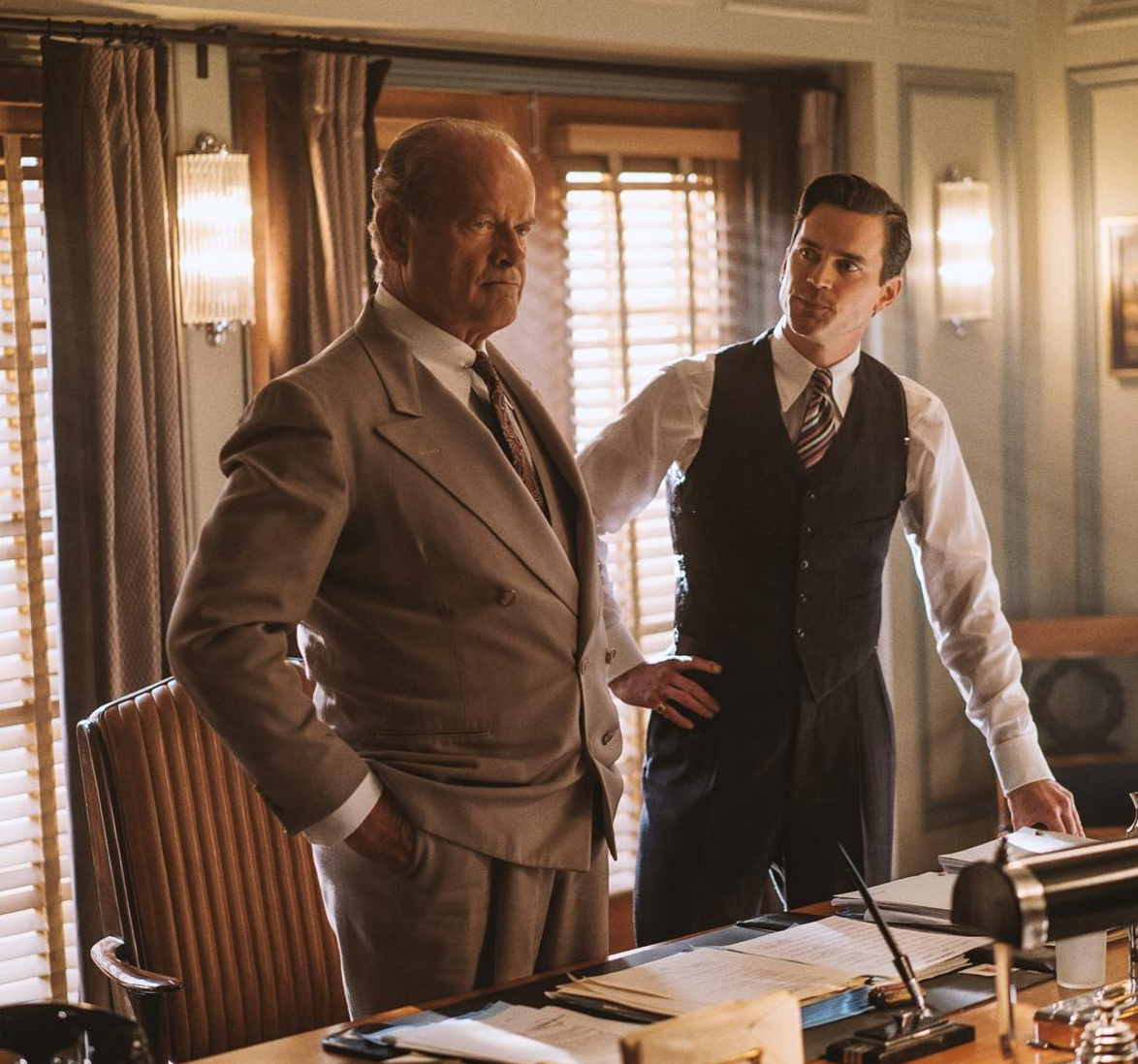 "Amazon has canceled ""The Last Tycoon"" after just one season"