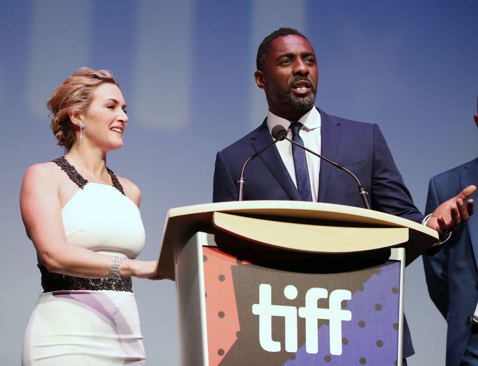 "Kate Winslet opened up about her ""awkward"" sex scene with Idris Elba"