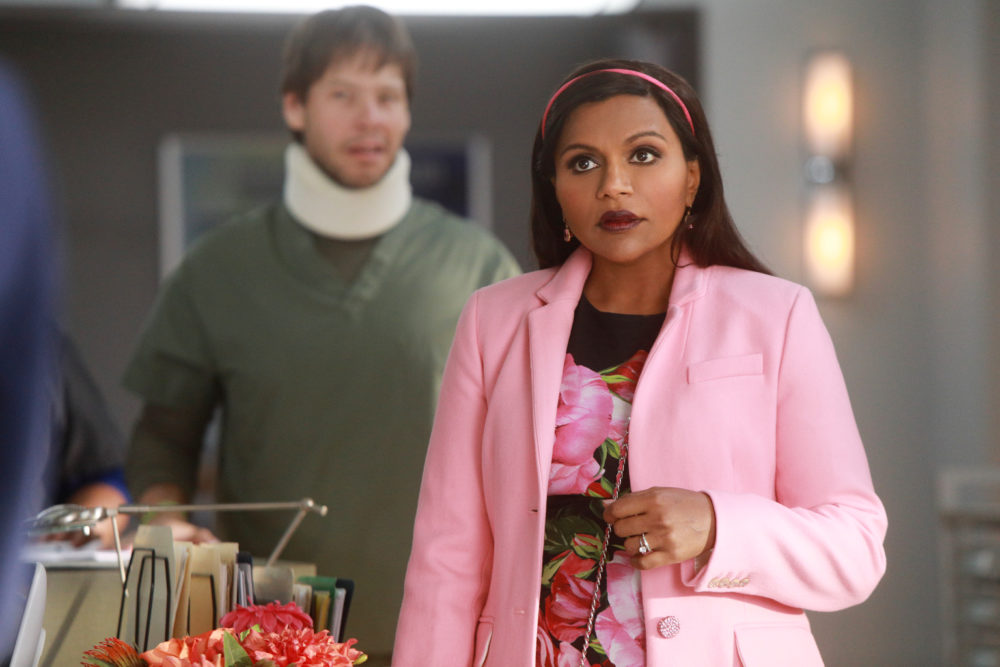 "Mindy Kaling reflects on making ""The Mindy Project"" as a woman of color"