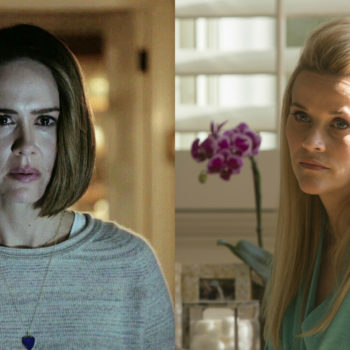 """You won't believe which """"Big Little Lies"""" actress just showed up on """"American Horror Story"""""""