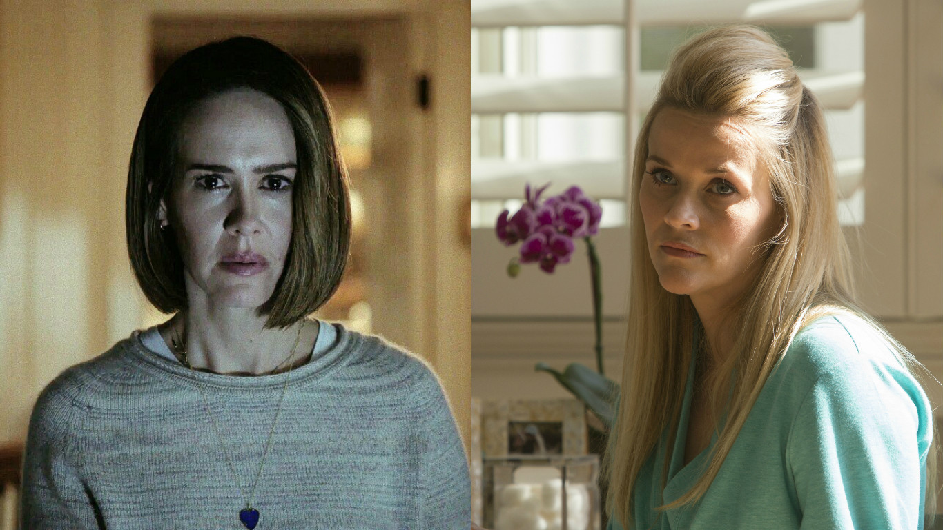"You won't believe which ""Big Little Lies"" actress just showed up on ""American Horror Story"""