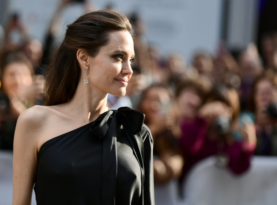 This is why Angelina Jolie doesn't care if she's likable