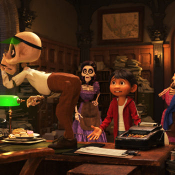 """Pixar's """"Coco"""" is going to be the best movie about a boy and his dog and the Land of the Dead, and we're crying already"""