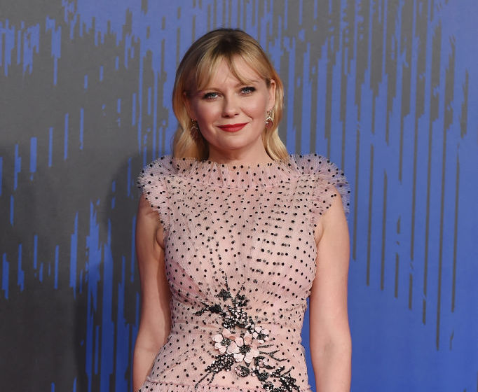 Kirsten Dunst talks wedding planning with fiancé Jesse Plemons
