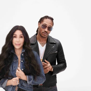 Cher and Future are starring in a new Gap ad together, and yes, this is real life