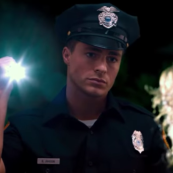 Three attractive Florida cops went viral after Irma, and women are reportedly requesting them when they call 911