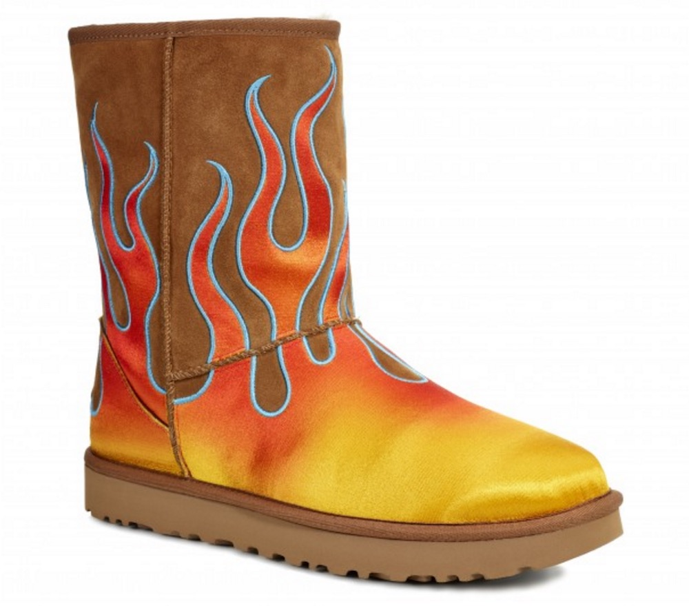 The Ugg x Jeremy Scott shoe capsule collection was made for Guy Fieri