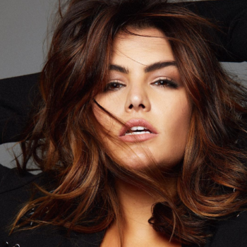 Torrid model Maria Gimena tells us how fashion can be a tool for healing