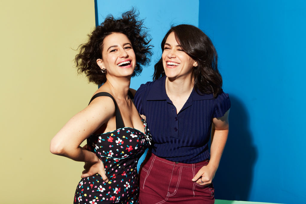 "11 hilarious best friend quotes from ""Broad City"""
