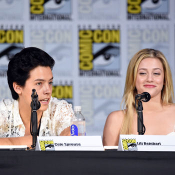 Cole Sprouse finally shared his thoughts on those Lili Reinhart dating rumors