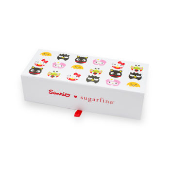 Sanrio just teamed up with our fave luxe candy brand