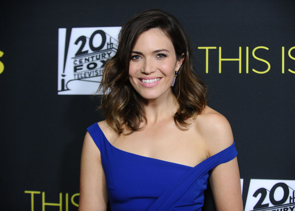 "Mandy Moore is not a fan of the nostalgic hair accessories she wore in ""The Princess Diaries"""