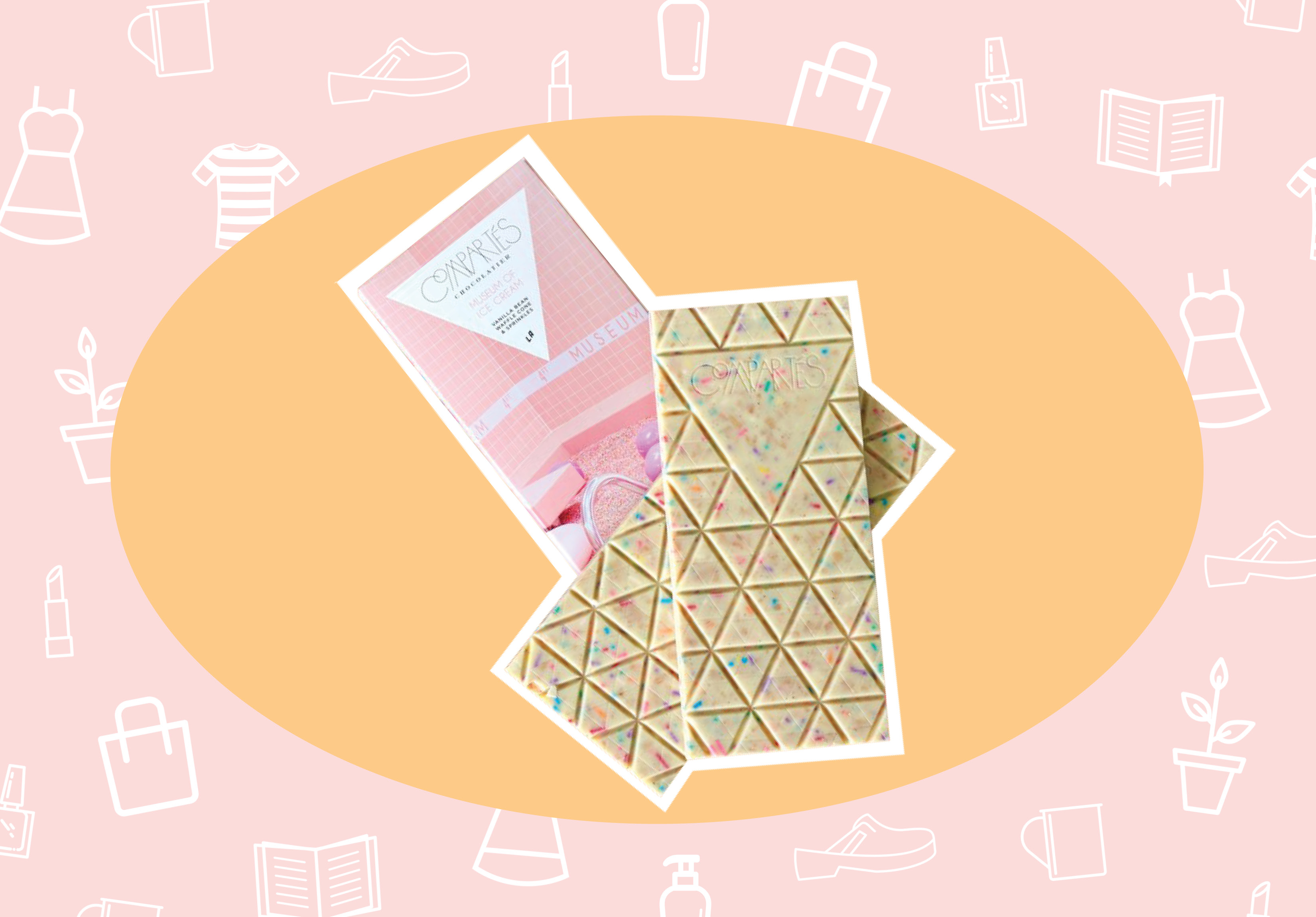 WANT/NEED: A Museum of Ice Cream chocolate bar (!!), and more stuff you'll want to buy