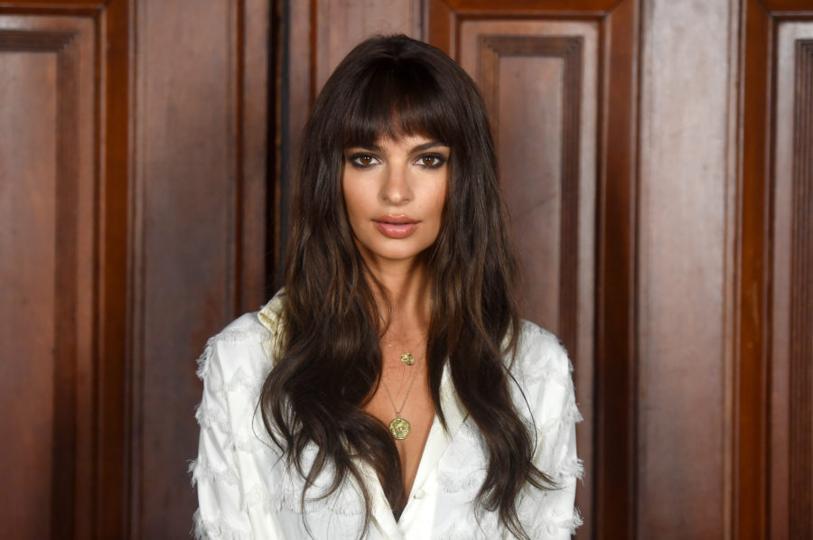 Emily Ratajkowski just debuted way shorter hair