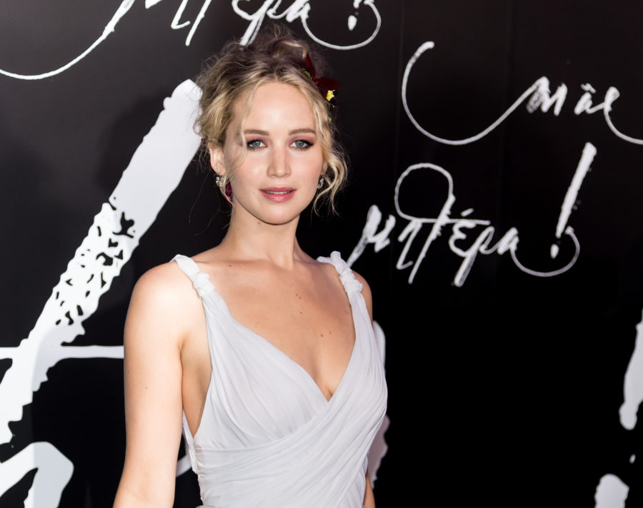 "Jennifer Lawrence says motherhood is getting ""less and less"" appealing the older she gets"