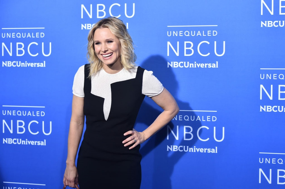 Kristen Bell doesn't know why people always ask her this question