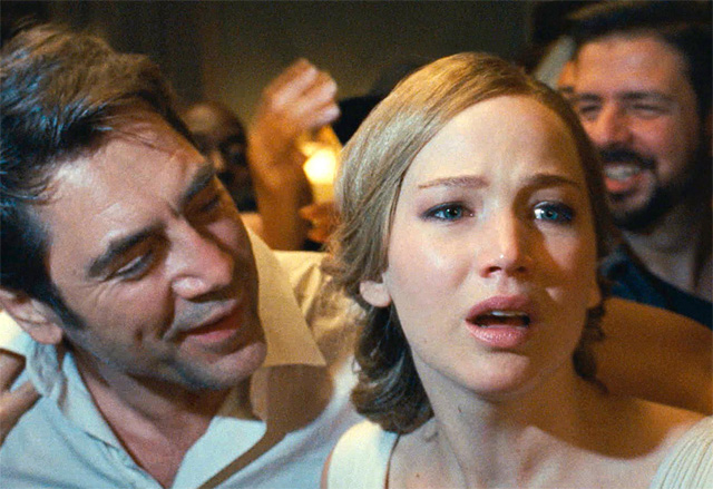 """So this is what Jennifer Lawrence's """"Mother!"""" is about, if you're that curious"""