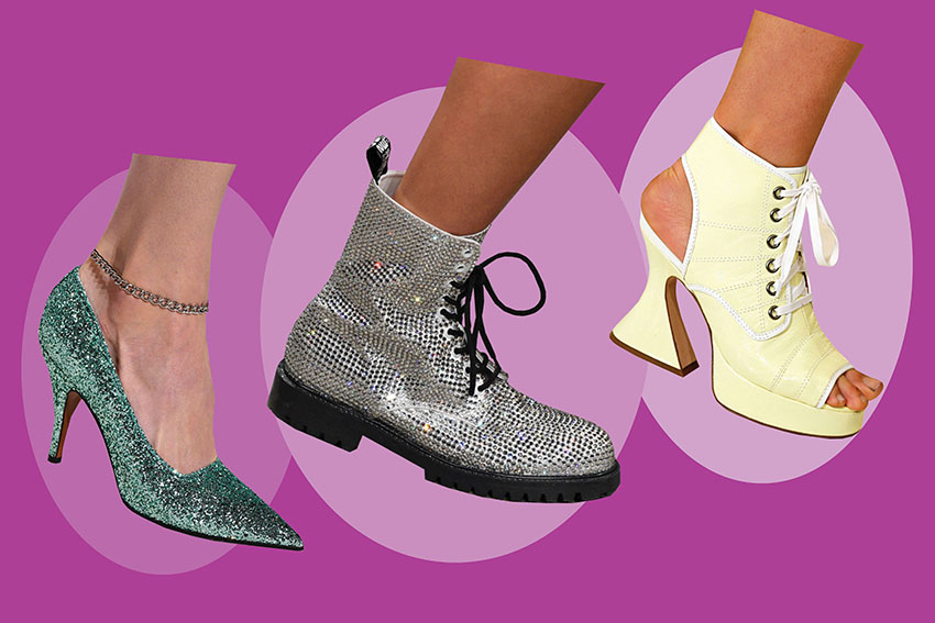 Here are all the standout NYFW shoes you won't want to miss