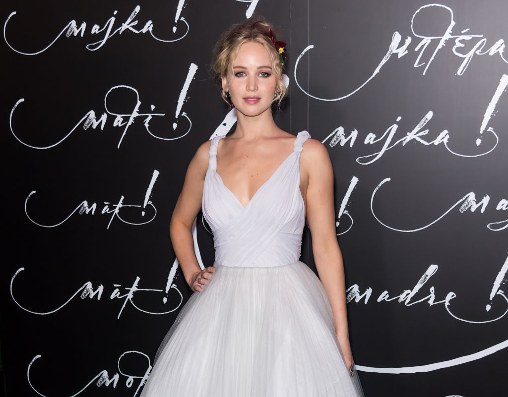 This is why you won't see Jennifer Lawrence working on another film for two years