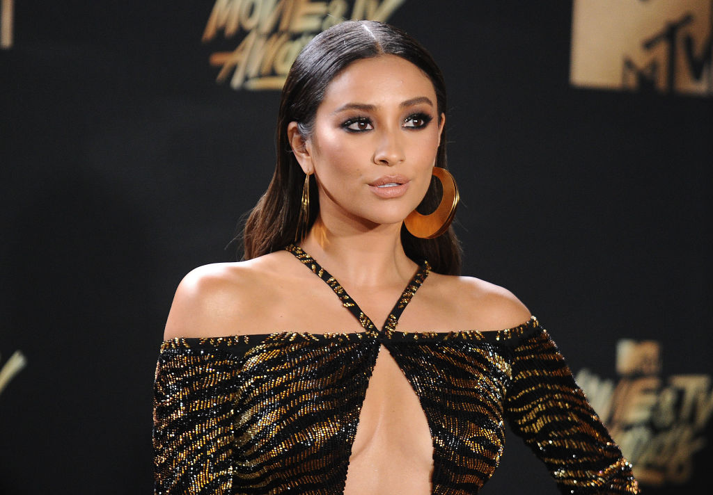 "Shay Mitchell says her new TV show is a lot like ""Pretty Little Liars,"" and we're ready to watch"
