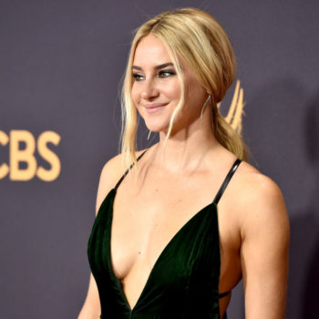 Shailene Woodley admitted she doesn't watch TV at the 2017 Emmys, and the internet is pretty conflicted about it