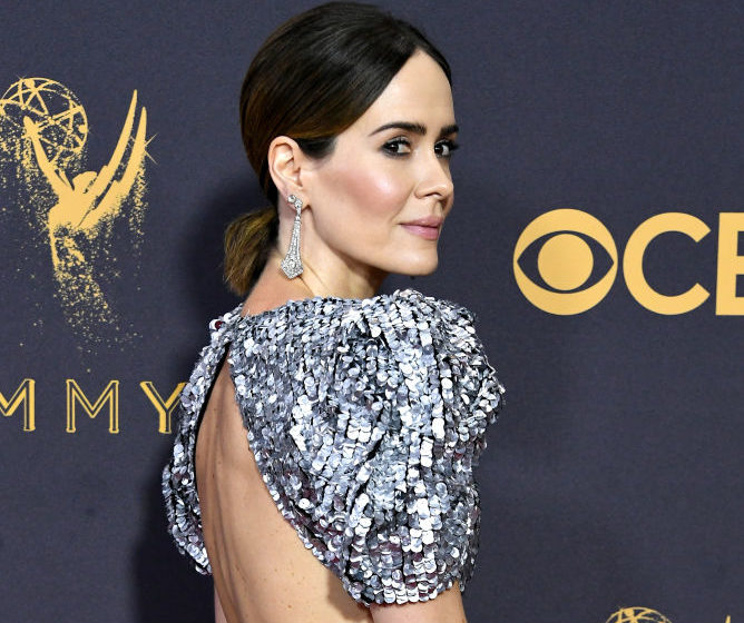 Sarah Paulson & Tracee Ellis Ross are #twinning in glam ...