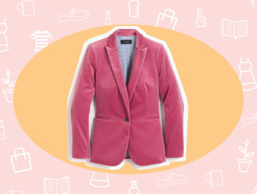 WANT/NEED: The only blazer you'll ever need in life, and more stuff you want to buy