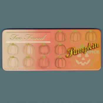 This Too Faced Pumpkin Spice palette is a joke that we hope becomes real