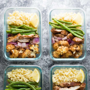 9 meal prep lunches that will give you energy for the rest of your workday