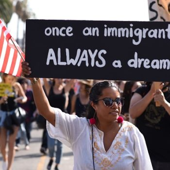 "A letter to DACA recipients who sometimes forget they don't need to be ""perfect"" to be respected"
