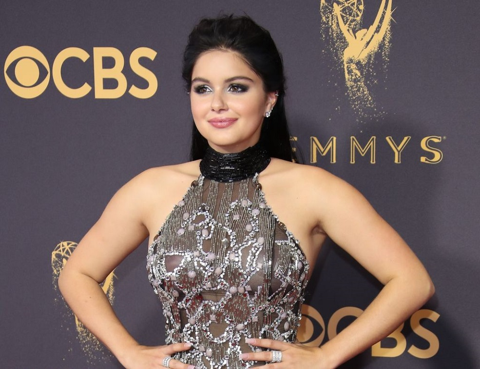 "Ariel Winter addressed the backlash over her recent ""Hollywood Reporter"" interview"