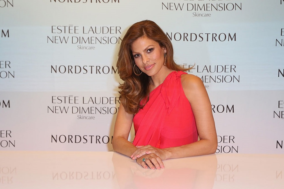 """Eva Mendes said """"nobody warns you about the guilt"""" of being a working mom"""