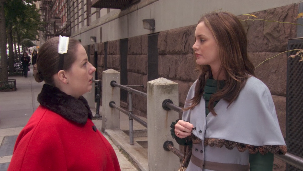 10 years later, Dorota can't stop gushing about Blair — and it's proof that there's still love in the world
