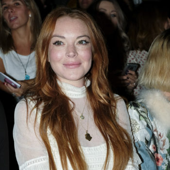 "Watch Lindsay Lohan sing ""Happy Birthday"" in a video message to her mom"
