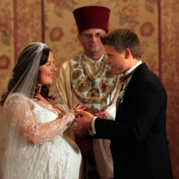 """Sorry, Blair and Chuck shippers, but Dorota and Vanya had the best relationship on """"Gossip Girl"""""""