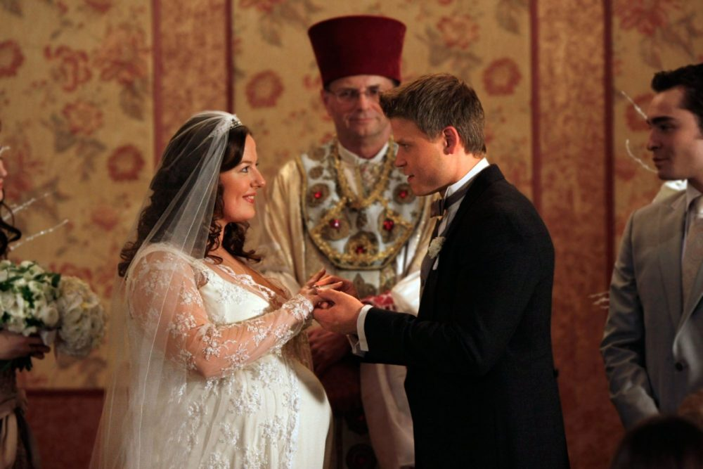 "Sorry, Blair and Chuck shippers, but Dorota and Vanya had the best relationship on ""Gossip Girl"""