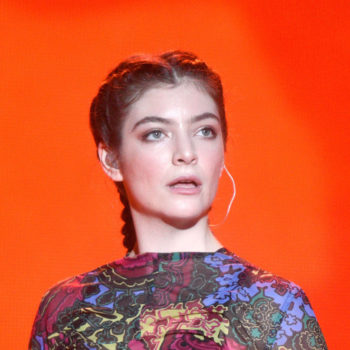 Lorde responds to all the people who bullied her about her unibrow