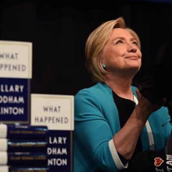 "Here are 13 of the most important moments in Hillary Clinton's new book, ""What Happened"""