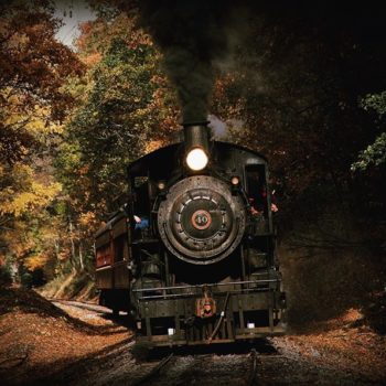 This Haunted Halloween Train is a step above spooktacular