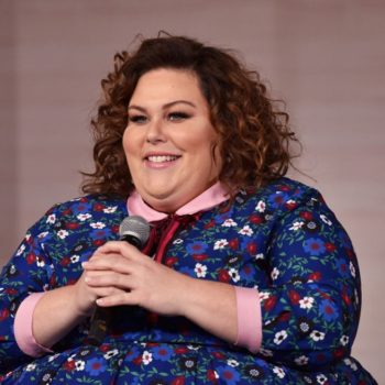 Chrissy Metz says this is the one question she's tired of answering
