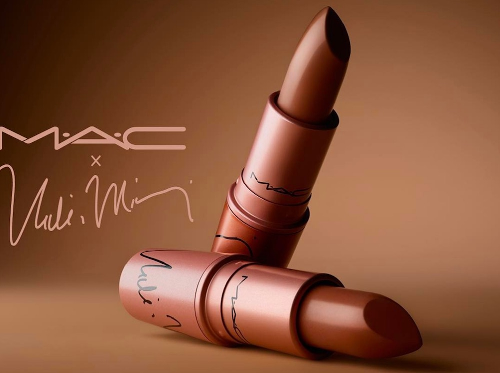 The MAC x Nicki Minaj nude lipsticks are here, and they'll make you want to go au naturel this fall