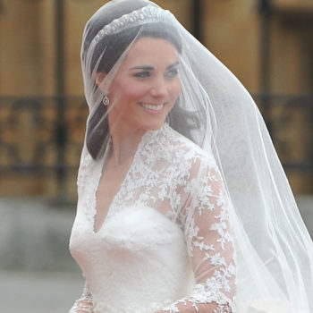 Kate Middleton had a second wedding dress that no one talks about