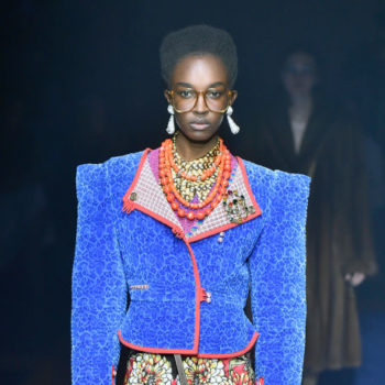 These are our current favorite '80s-inspired looks from fashion week