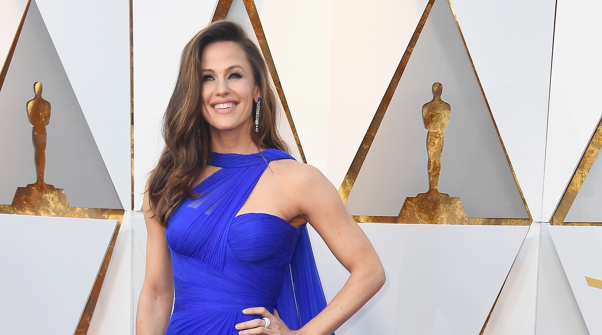 Jennifer Garner Just Responded to Her Viral Oscars Meme in the Most Hilarious Way